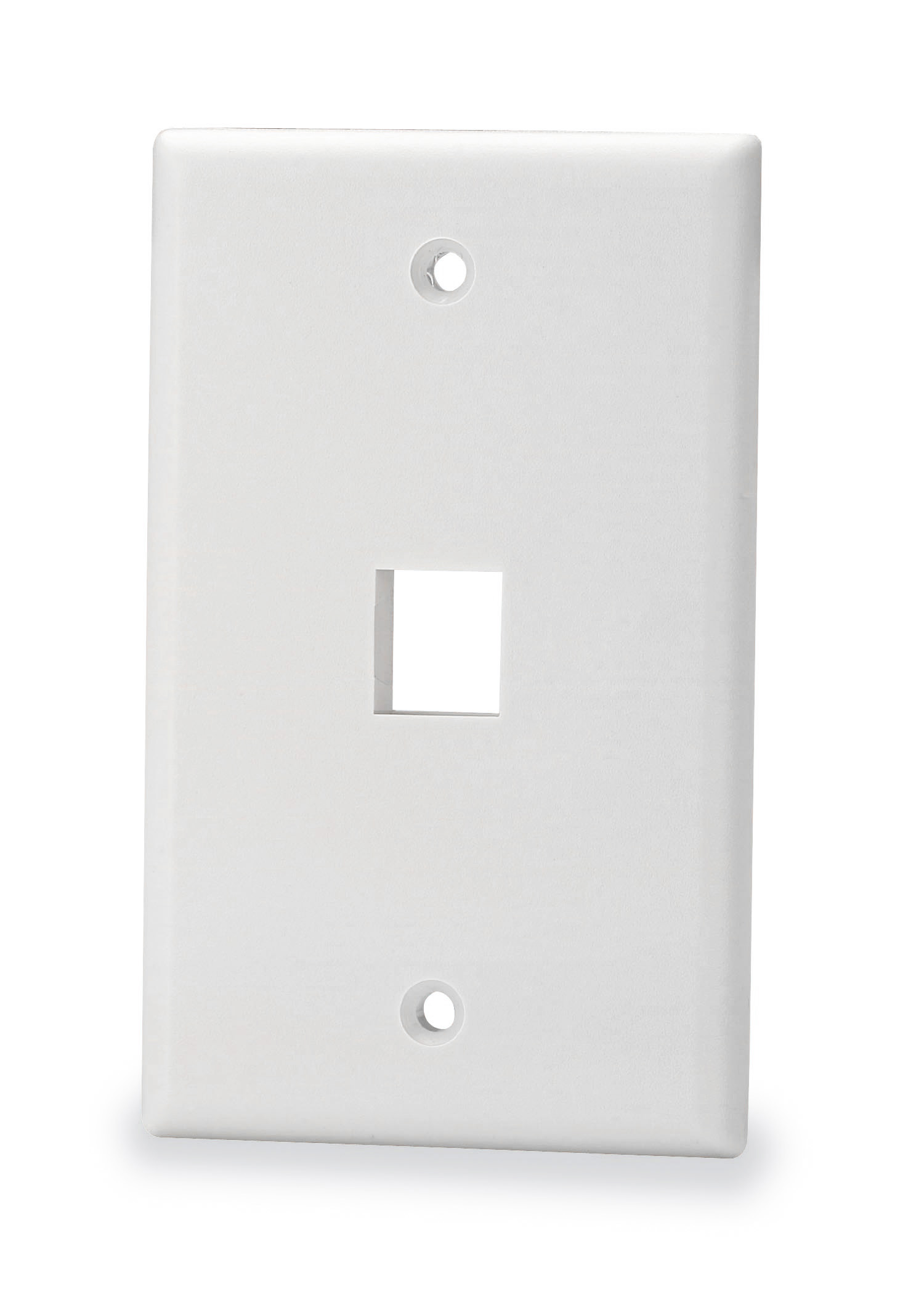 SGM SKF-1-WH SGM FACE PLATE 1-PORT WHITE
