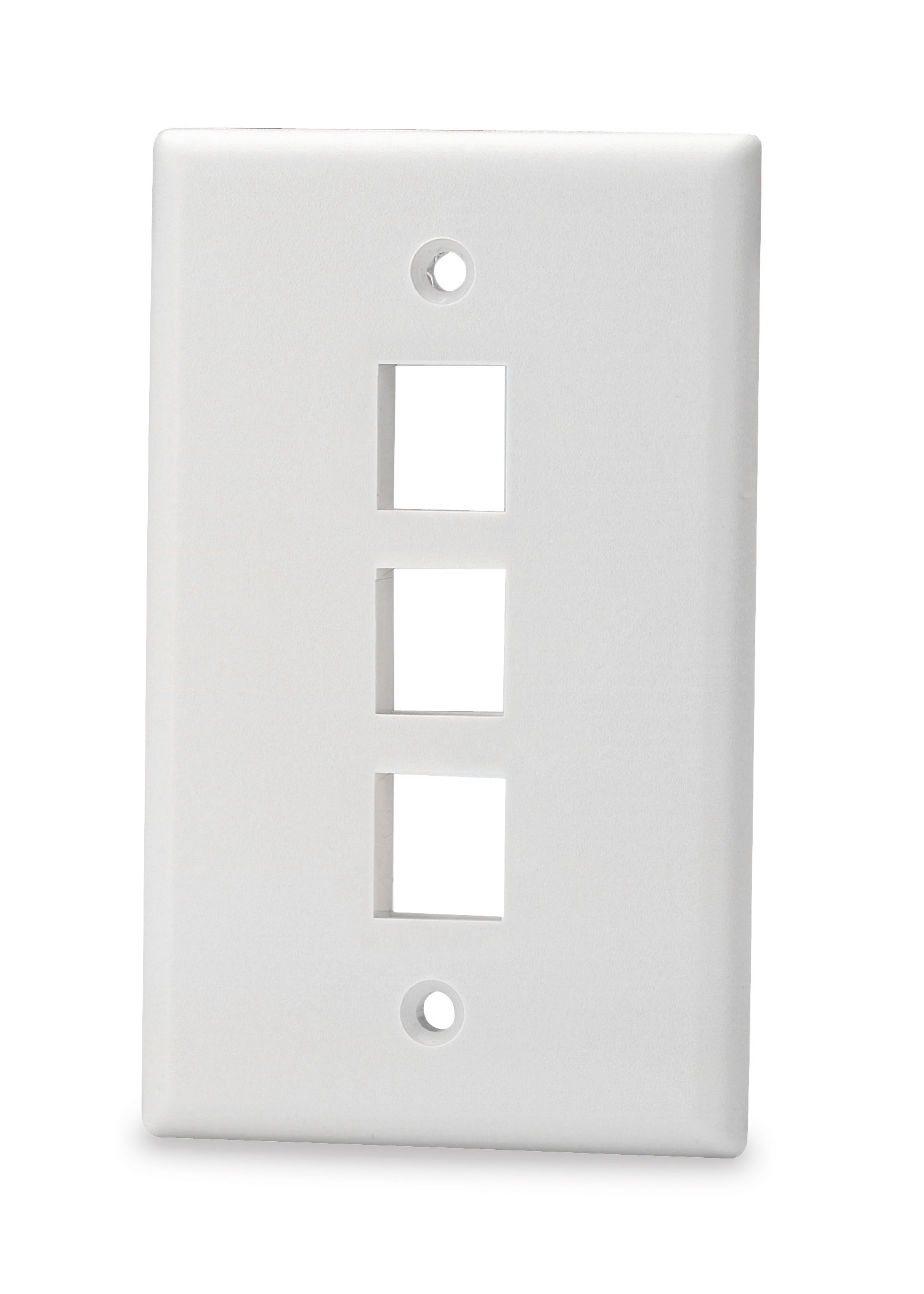 SGM SKF-3-WH SGM FACE PLATE 3-PORT WHITE