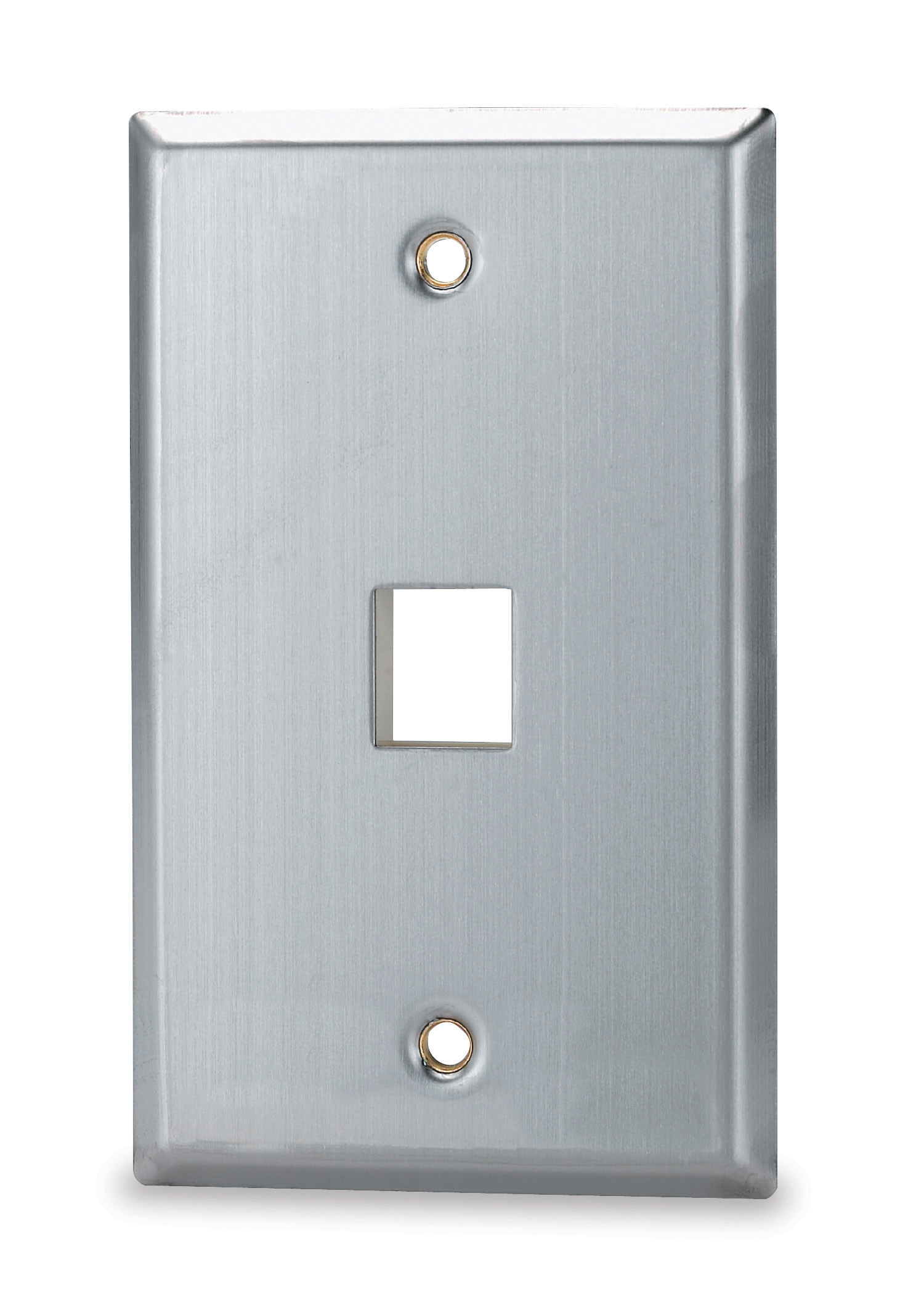 SGM SSKF-1 SGM FACE PLATE 1-PORT STAINLESS STEEL